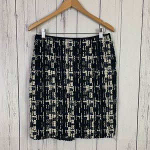 Paul Smith Blue   tweed skirt   size 44